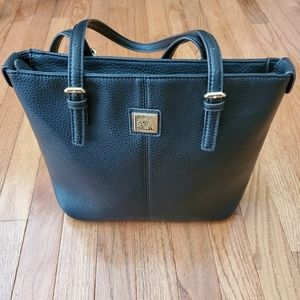 Anne Klein Handbag Black Tote